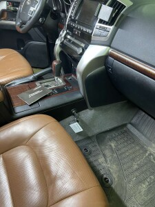 Toyota Lc 200 амок на кпп 3