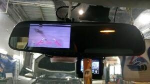 kia Ceed установка камеры заднего вида 2