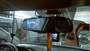 kia Ceed установка камеры заднего вида 4