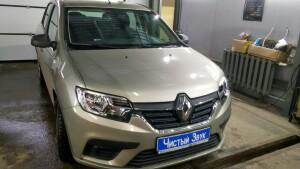 музыка Renault Logan 1