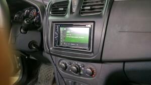 музыка Renault Logan 3