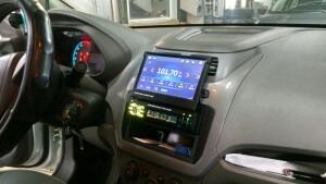 установка головного устройства на Chevrolet Cobalt 2