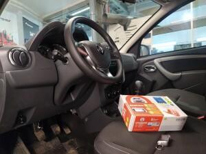 установка сигнализации на Renault Duster 2