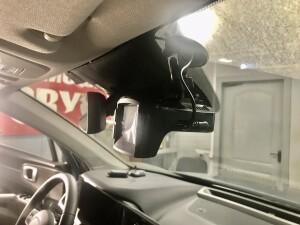 установка видеорегистратора на Kia Sorento 2