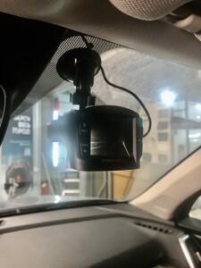 установка видеорегистратора на Kia Sorento 5