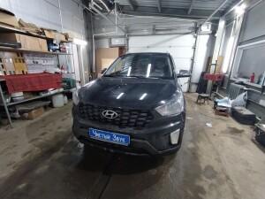 Hyundai Creta установка сигнализации 1