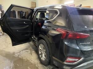 Hyundai SantaFe тонировка 2