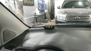 Лексус RX400H уст сигнализации, парктроников 2