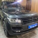 Range Rover комбо с разнесенным радаром 1