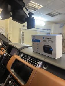 Range Rover комбо с разнесенным радаром 2
