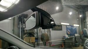 VW POLO уст радар,регистратор 2