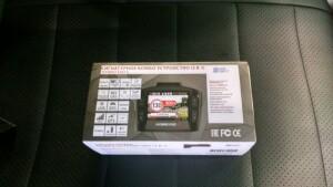 Chevrolet Niva установка видеорегистратора 2