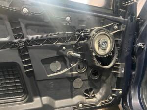 Ford Fiesta установка музыки 2