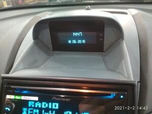 Ford Fiesta установка музыки 6