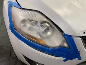 Ford Kuga бронирование 10