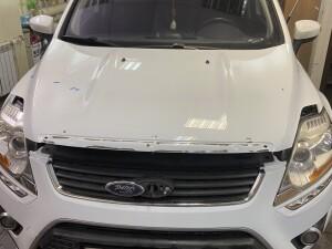 Ford Kuga бронирование 12