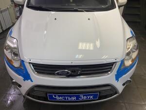 Ford Kuga бронирование 8