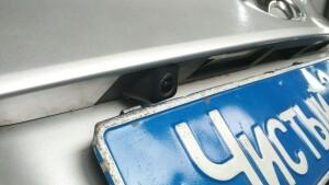 Hyundai IX35 замена камеры заднего вида 2