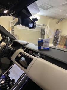 Range Rover установка комбо 3