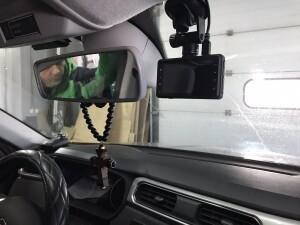 Renault arkana установка видеорегистратора 2