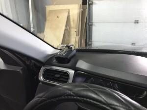 Renault arkana установка видеорегистратора 3