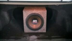 Toyota Camry установка музыки 3